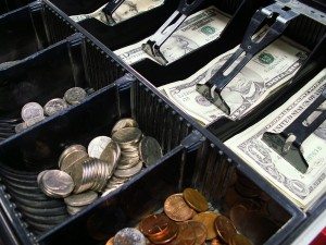 Managing the Cash Drawer in a PYOP Studio
